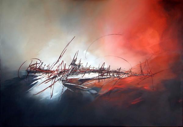 Peinture abstraite for Peintures abstraites