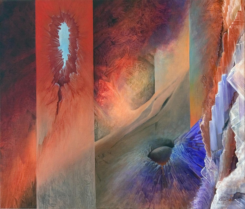 Une Peinture Abstraite Definition,Jusqu À