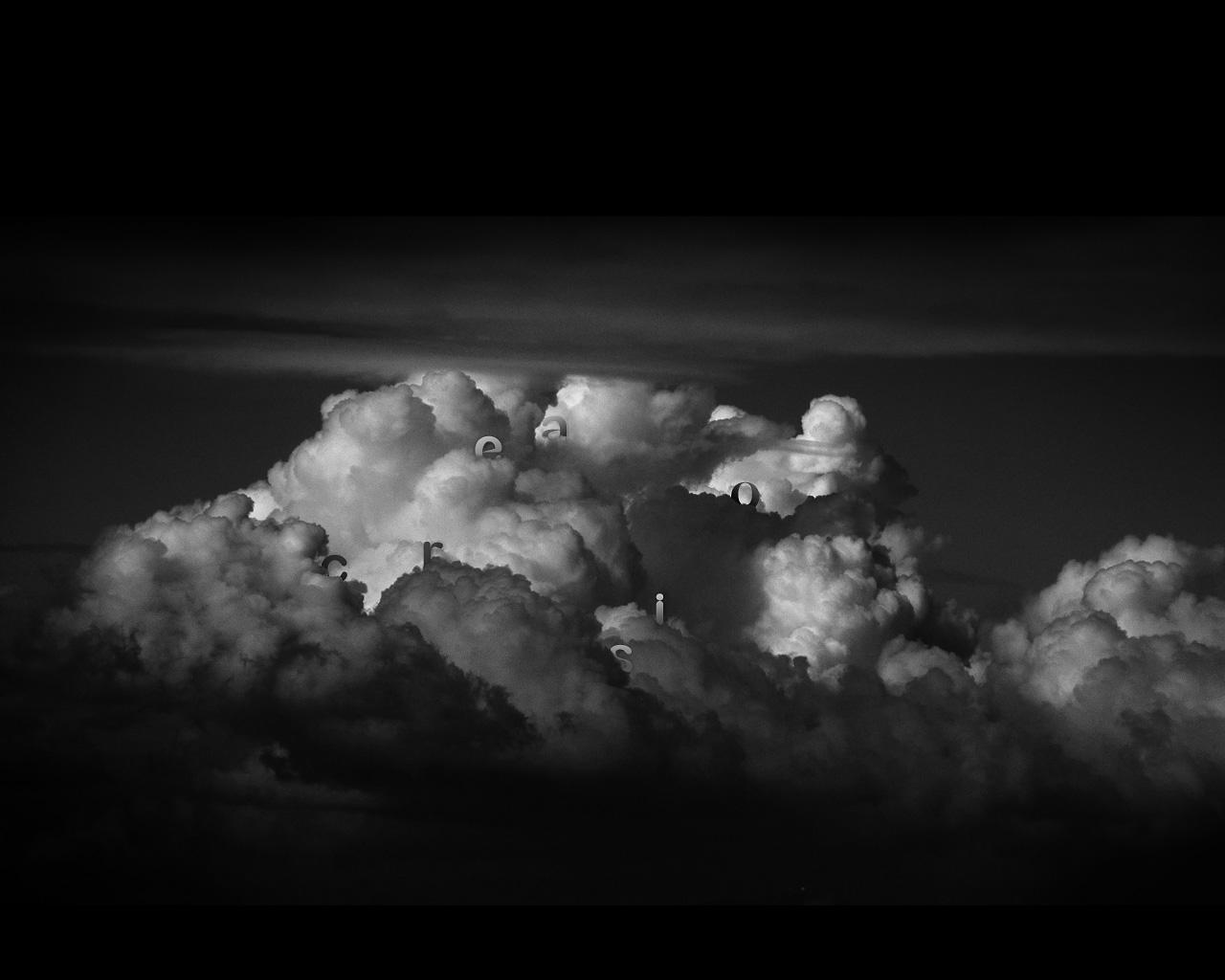 Noir couleur for Photo ecran noir
