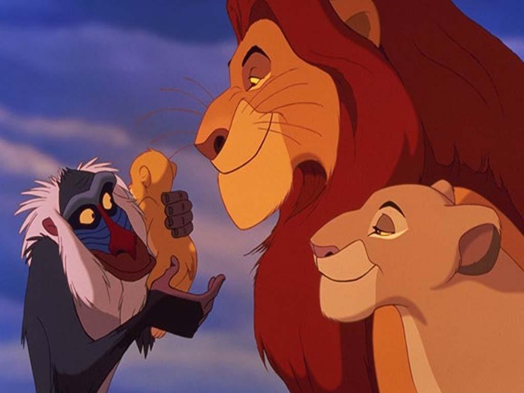 Roi lion - Dessin simba roi lion ...